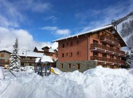 Balcons du Bettex, hotel v destinácii Les Menuires