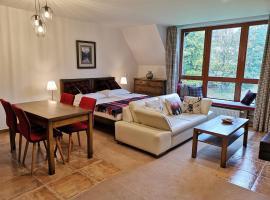 Family apartment in Tatranska Lomnica