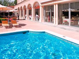 Hotel De La Paix, hotel in Lugano