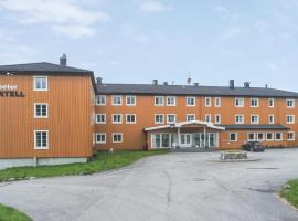 Stunning apartment in Lillehammer w/ Indoor swimming pool, Sauna and 1 Bedrooms