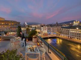 Mandarin Oriental, Geneva, hotel en Ginebra