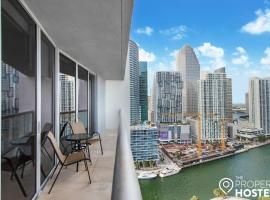 UPSCALE ICON Brickell- Pool, Gym, Spa- Luxury Mgmt