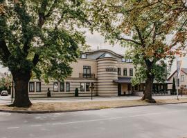 Wolmar, hotel near Valmiera Drama Theatre, Valmiera