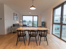 Luxury Apartments and Spa Ljubljana