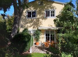 Villa Maxglan, apartment in Salzburg