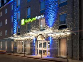 Holiday Inn Express Aberdeen City Centre, pet-friendly hotel in Aberdeen