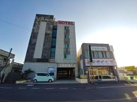 성산 비치 호텔