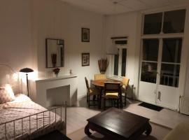 Cosy city centre apartment