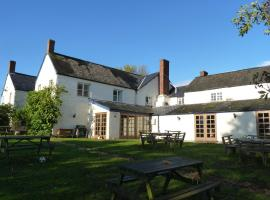 The Carew Arms, hotel in Taunton