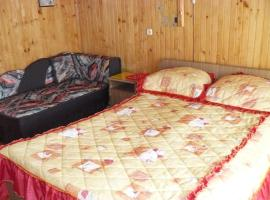 Саламандра гостинний двір