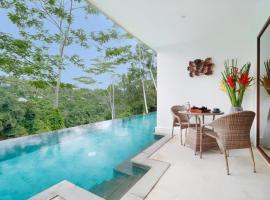The Hidden Paradise Hill Suites & Villas by EPS, hotel in Ubud