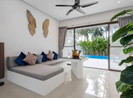 Coconut Palm Pool Villa