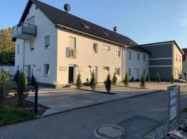 Aparthotel Sebastian, Unterkunft zur Selbstverpflegung in Erding