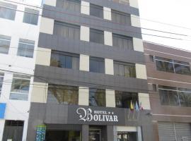Hotel Bolivar, hotel in Tacna