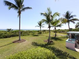 Gulf Breeze Cottages, resort village in Sanibel