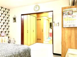 101 SUN HOUSE サン ハウス 丹 陽 之 家 วิลลาในโอซาก้า