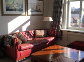 A Home with a Heart, budget hotel in Ostend