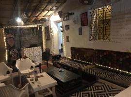 PINKK PANTHER HOSTEL, self catering accommodation in Anjuna