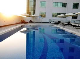 Lavender Hotel & Hotel Apartments Al Nahda, hotel near Sahara Center, Dubai