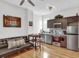 Modern Contemporary-Style 2Bd Apt by ACT, family hotel in Philadelphia