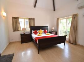 Vacation Villa with Private Swimming Pool, self catering accommodation in Vagator