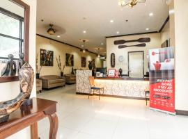RedDoorz Plus near Rizal Junction