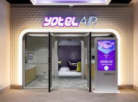 YOTELAIR Paris CDG - Transit Hotel - Terminal 2E