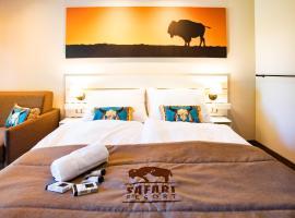 Residence Safari Resort - Bison Lodge