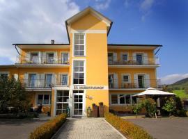 Hotel St. Hubertushof, hotel in Bad Gleichenberg