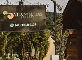 Pousada Vila dos Butias, hotel em Urubici