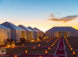 Tassili Luxury Desert Camp