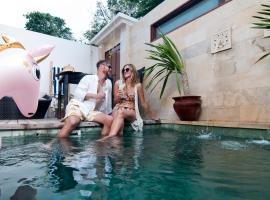 Ke Rensia Private Pool Villas Gili Air