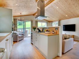 Llyn Brenig Lodge