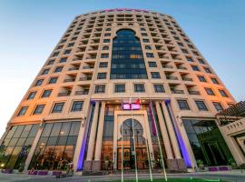 Mercure Grand Hotel Seef / All Suites, hotel near Bahrain National Museum, Manama
