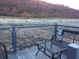 Wide Open Home in Moab, Utah