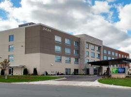 Holiday Inn Express & Suites Eagan - Minneapolis Area, Mall of America-verslunarmiðstöðin, Eagan, hótel í nágrenninu