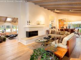 Carmel Five bedroom home!