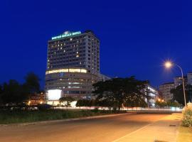 Borneo Royale Hotel, hotel di Tawau
