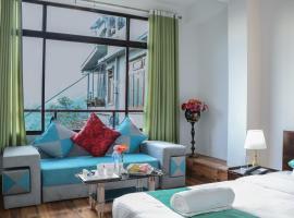 Hotel Greenery View
