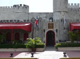 Mauad Hotel Boutique, hotel near Malecon, Santo Domingo