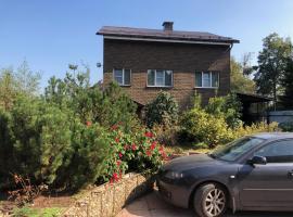 Mini-hotel Uspenka, pet-friendly hotel in Odintsovo