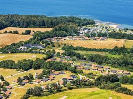8 person holiday home on a holiday park in Aabenraa