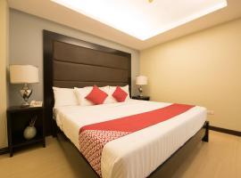 OYO 456 Festive Hotel Near Makati Medical Center