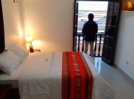 Chachapoyas Backpackers Hotel