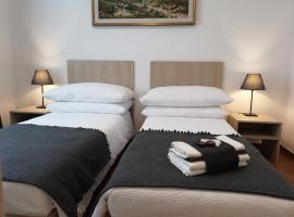 Hotel Elvezia, hotel in Lavorgo