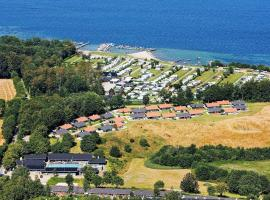 5 person holiday home on a holiday park in Aabenraa
