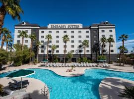 Embassy Suites Las Vegas, boutique hotel in Las Vegas