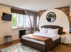 Hotel Welcome inn, hotel in Velikiy Novgorod