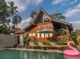 Benisari Batik Garden Cottage