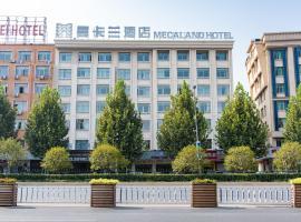 Mecaland hotel
